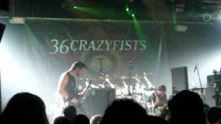 36 Crazyfists - Reviver (live)
