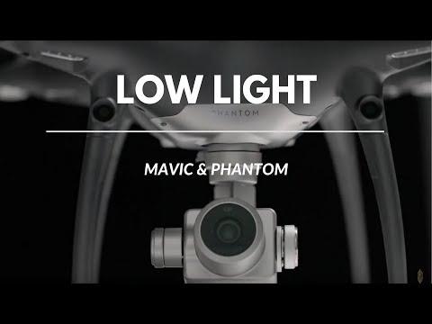 How to TRANSFORM Mavic & Phantom 4 - Low Light