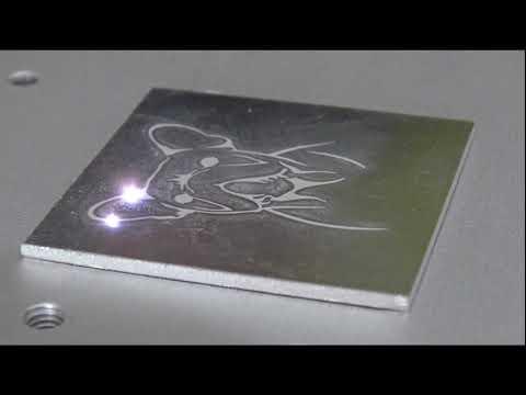 Weni Marker Fibrowy Seria WS-RH grawer metal #2 | Weni Fiber marker WS-RH Series metal marking #2 - zdjęcie