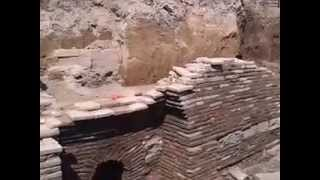 preview picture of video 'В центре Сайрама найдена (по словам археологов) баня (хаммом) 9 века. ч 3'