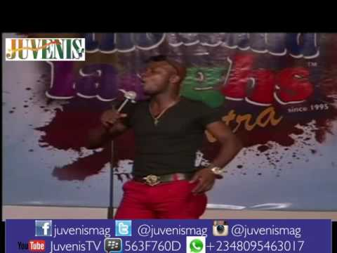 PRINCE HEZEKIAH AT NITE OF A THOUSAND LAUGHS XTRA (Nigerian Music & Entertainment)