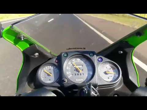 Ninja 250 180 km/h - смотреть онлайн на Hah Life