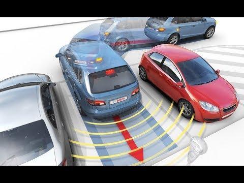 Новая 3d система помощи при парковке автомобиля