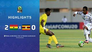 CAN U20 2021 | Finale : Ghana 2-0 Ouganda