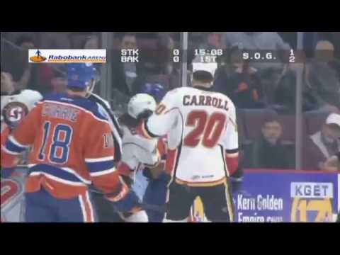 Mitchell Callahan vs. Ryan Lomberg