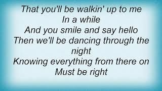 Abba - Just A Notion Lyrics
