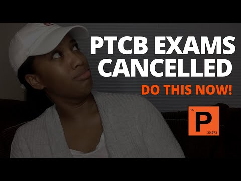 Cod-vid19 PTCB Exam Updates (Can You Get Your PTCB ...