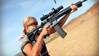 The Shooter's Mindset Episode 154 Becky Yackley