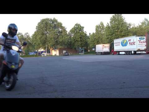 Peugeot Zenith 50cc Probefahrt (22.05.17)