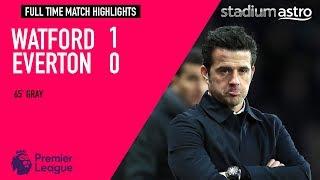 Watford 1 - 0 Everton   EPL Highlights   Astro SuperSport