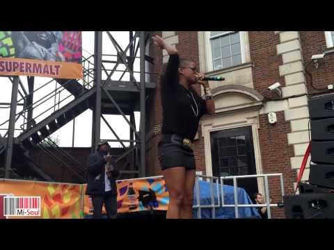 Ms Dynamite – Notting Hill Carnival