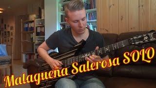 Avenged Sevenfold - Malagueña Salerosa - Guitar SOLO