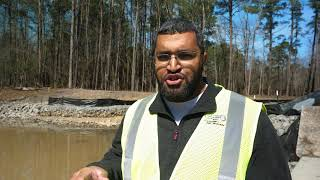 Lumbee Cultural Center Dam Project