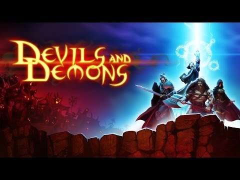 Devils And Demons - Official Trailer // iOS, Android & Windows thumbnail