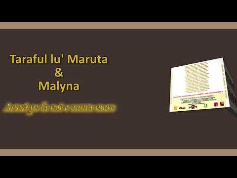 Taraful Lu Maruta & Malyna – Astazi pe la noi e nunta mare Video