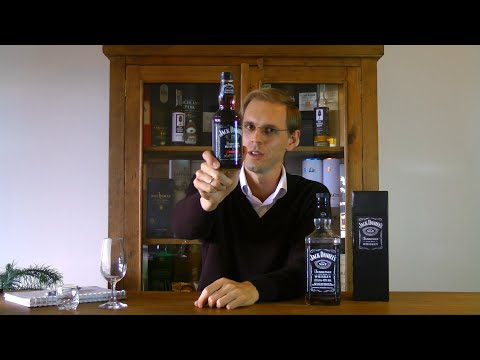 Degustando #013: Whisky Review Jack Daniels No.7