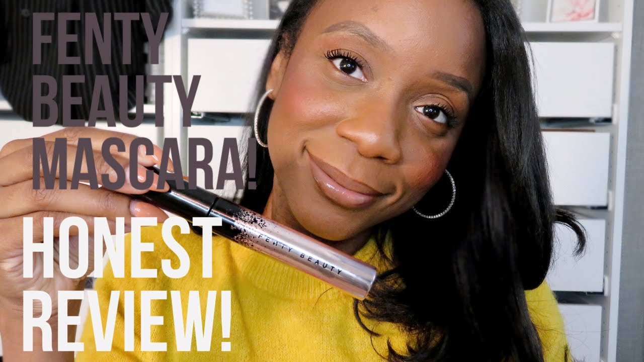 Fenty Mascara Review!