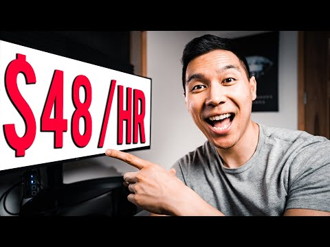 5 HIGH PAYING Work From Home Jobs NO EXPERIENCE (2020)