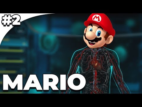 Bio. Inc Redemption #2 - Mario je nemocný :(