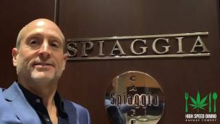 #605 SPIAGGIA In CHICAGO, ILLINOIS - Stoned Fine Dining At Michelin Star Restaurants With Joel Haas