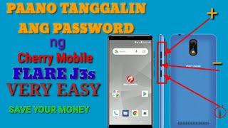 paano tanggalin password ng cherry mobile flare j3s