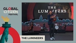 The Lumineers Perform 'Stubborn Love'   Global Citizen Festival NYC 2017