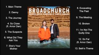 ThrowbackThursday to the first Broadchurch OST which came