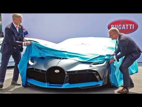 $5.8M Bugatti Divo (2019) Presentation, Specs, Design