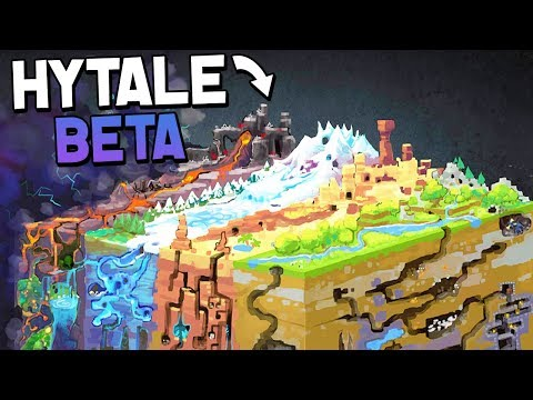 HYTALES NEWS | World Generation, Biomes, Dungeons and More