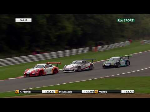 Porsche Carrera Cup GB 2017: Brands Hatch (GP) rounds 14 & 15