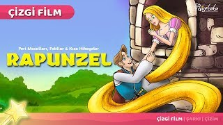 Adisebaba Çizgi Film Masallar - Bölüm 45: Rapunzel 2