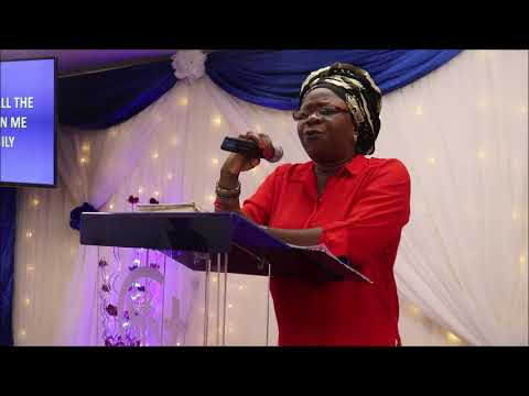 Oluwa Dide Nitori Oro Mi. Minister Odefunso