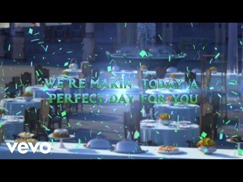 Idina Menzel Brave Music Video