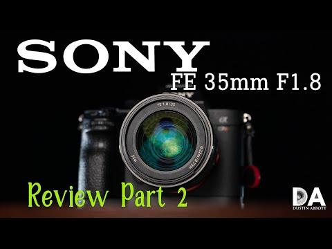 External Review Video GHU7Vvx1Tkc for Sony FE 35mm F1.8 Lens (SEL35F18F)