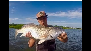 HOW TO CATCH REDFISH - The Ultimate Tutorial and Instructional