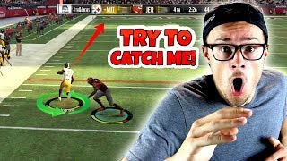 SO MANY POINTS SCORED IN THE 4TH QTR! WILL IT BE ENOUGH? Madden 18 Packed Out