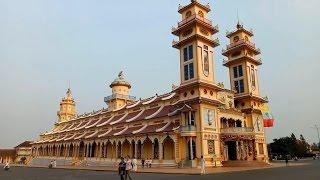 Tòa Thánh Tây Ninh (có phụ đề)