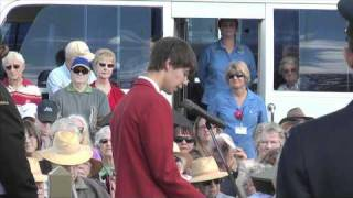 preview picture of video 'ANZAC Day 2011 Merimbula Ceremony Pt 2 of 3.m4v'
