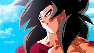 Dragon Ball New Age   Volume 6   SS4 Goku Arrives