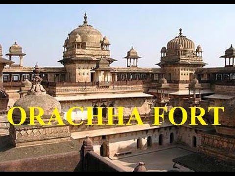 India/Orchha Fort Complex Part 8 (HD)