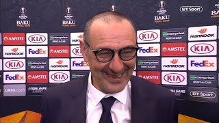 """Sarri: """"Now I Have To Win Something Else Immediately!"""""""