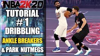 NBA 2K20 Ultimate Dribbling Tutorial - How To Do Ankle Breakers & Momentum Dribbles by ShakeDown2012