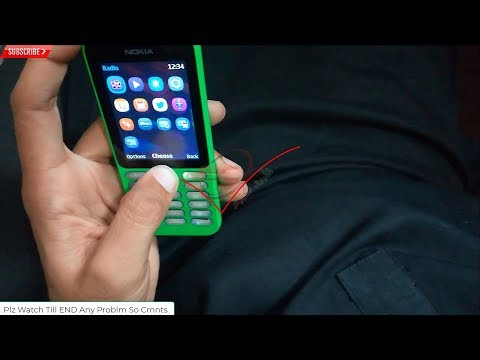 how to reset or unlock nokia security code if forgot without