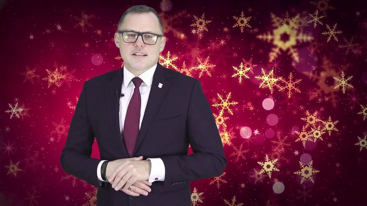 Wspólne życzenia świąteczne samorządowców
