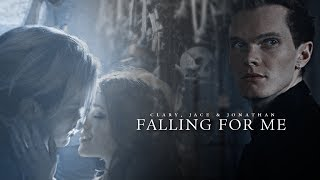 Clary, Jace & Jonathan ➰ Falling For Me [+3x19]