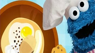 Sesame Street Cooking With Cookie Monster Online Game