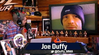 Joe Duffy Out to Test Free Agency, but Open to Re-Sign With UFC for Right Deal