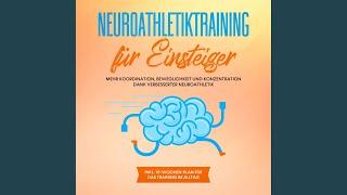Kapitel 7.8 & Kapitel 8.1 - Neuroathletiktraining für Einsteiger: Mehr Koordination,...