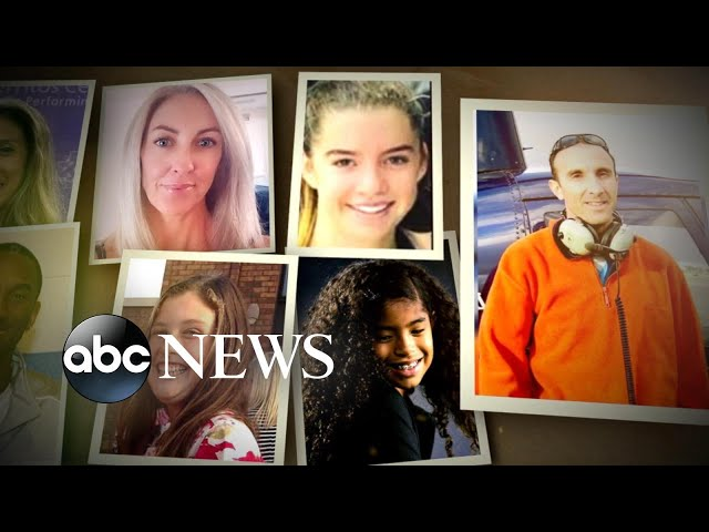 What we know about passengers on board doomed helicopter l ABC News