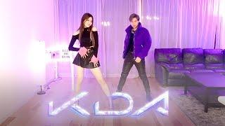 K/DA - 'POP/STARS' Ellen and Brian Choreography & Cover